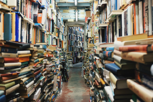 Hvorfor jeg elsker bøger
